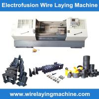 Buy cheap PE electrofusion fittings wire laying-Electrofusion coupling wire laying machine product