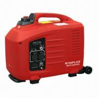 Buy cheap Inverter Gasoline Generator with 2.6kVA Rated Output Power and 56 x 60mm Bore x Stroke product