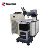 Buy cheap 200W Mould Laser Welding Machine 1064nm Wavelength Electromotion Control Mode product