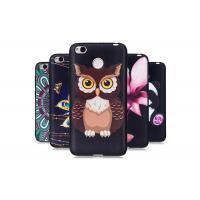 Buy cheap Owl Embossment Soft TPU Bumper Protect Camera Anti-Scratch Phone Case For smartphone product