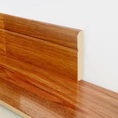 Buy cheap Damp-proof laminate floor skirting product