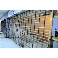 Buy cheap Wireless Remote Control Steel Security Shutters , Practical Commercial Roller Shutters product