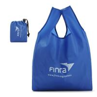 Buy cheap Washable Custom Tote Bags / 100 % Polyester Folding Shopping Bags product