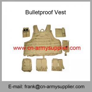 Wholesale Cheap China NIJ IIIA UHMWPE Ballistic Jacket With NIV Ballistic Plate