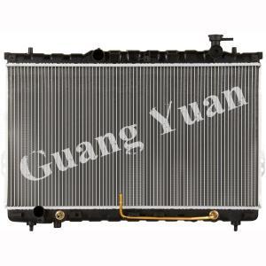 Buy cheap 2001 2004 Hyundai Santa Fe Radiator ReplacementOEM 25310-26050 / 25310-26450 DPI 2389 product