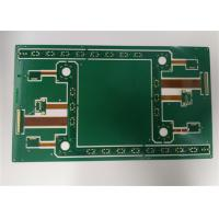 Buy cheap Flexible Rigid Automotive Printed Circuit Board Assembly FR4 DIP Technology Support product