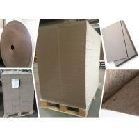 Buy cheap SGS Certified Gray Paperboard Straw Board Paper Uncoated Recycled Folding from wholesalers