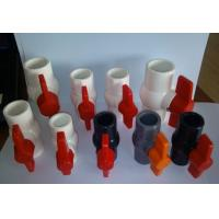 """Buy cheap UPVC ball valves and pipe fittings size  ½, ¾, 1 ¼, 1 ½, 2"""", 2 ½, 3"""", 4"""" product"""
