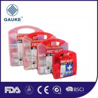 Transparent Construction Site First Aid Kit , Custom First Aid Training Kit Box