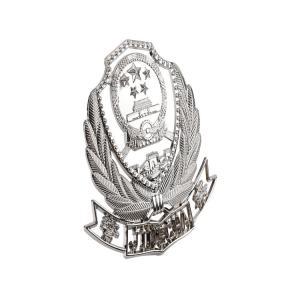Buy cheap Pushpin Custom Metal Logo Badges Zinc Alloy Commercial High End product
