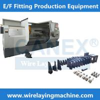 Buy cheap electrofusion wire laying equipment - canex barcode software -iso 13950-12176 product