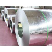 Polished Galvalume Steel Coil , DX51D Hot Dipped Galvanized Coil For Roofing for sale