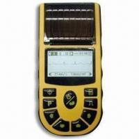 Buy cheap ECG Machine with 0.05 to 150Hz Frequency Response, Measures 190 x 90 x 40mm product