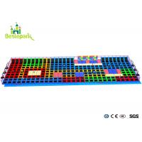 Buy cheap Amusement Soft Indoor Trampoline Park PP Material Jumping Mats CE Certification product