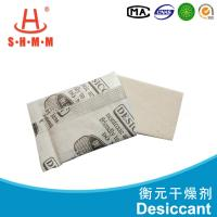 Buy cheap Powerful Desiccant High Absorption for Biological Laboratory Various thickness Space-saving Non-woven or Tyvek Bag product
