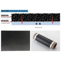 Buy cheap High Purity Carbon Coated Aluminum Foil 100 - 8000 Meter Roll Length product