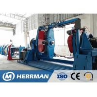 Buy cheap Single Twister Wire Cable Machine Cantilever Type S / Z Optional Twist Direction product