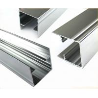 Buy cheap Chemically Polished Aluminum Angle Extrusion For Windows And Doors ISO9001 approved product