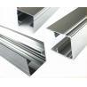 Buy cheap L'extrusion en aluminium chimiquement polie d'angle pour Windows et les portes ISO9001 ont approuvé from wholesalers