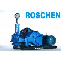 Buy cheap 60 Cylinder Diameter Exploration Core Drilling Mud Pump Flow Water Mud Coolant product