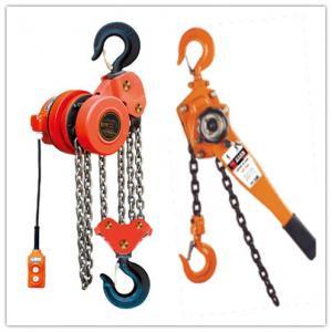 Buy cheap Ratchet Puller,Lever Block,Chain Hoist product