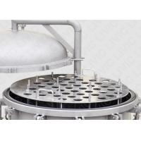 Buy cheap Multi Cartridge Filter Housing CF Series For Water Treatment Systems ISO9001 product