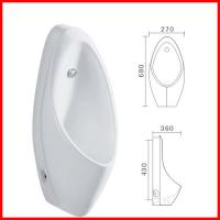 Buy cheap chaozhou porcelain automatic shower sensors portable urinal for sale product