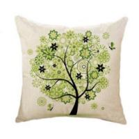 Buy cheap OEM Accepted Soft Sofa Chair Cushion Customized Printed Woven Technics product