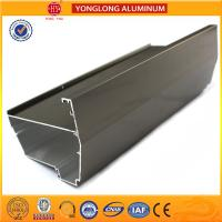 Buy cheap Oxidation Aluminum Heatsink Extrusion Profiles High Film Adhesion product