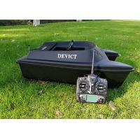 Buy cheap DEVC-300 black bait boat / Remote Control Fishing Boat With Fishfinder product