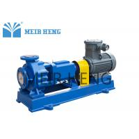 Buy cheap Single Stage FEP Lined Centrifugal Pump / End Suction Centrifugal Pump product