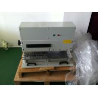 Buy cheap Intelligent cutting high efficiency depenaling Portable LED PCB Cutting Machine , Motorized PCB Separator product