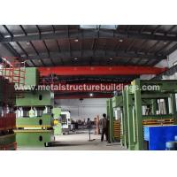 China Popular butler prefab buildings , northwest metal buildings with Multi span for Iraq on sale