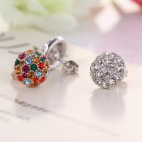 China Ref No.: 405041 Mushroom color online shopping of artificial earrings Elements Swarovski crystallized sell swarovski jew on sale