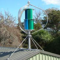 Buy cheap Residential / House Off Grid Wind Turbine Power System 600W Wind cooling product