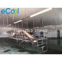 China Air Cooler Multipurpose Cold Storage With Freon Refrigeration System on sale