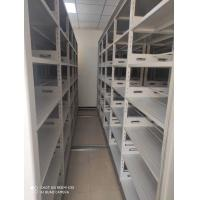 Buy cheap Hand-Push Mobile Compactor Mobile Storage Shelving File Compactor/Book Shelf product