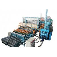 Buy cheap Rotary type 8faces 4000pcs/h paper material egg tray molding machine multi layers dryer product