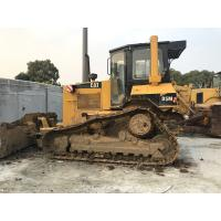 Buy cheap Nice condition Used CAT Bulldozer D5M CAT 3116T Engine 6 way blade from wholesalers