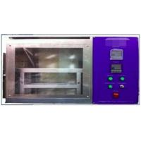 Buy cheap Automotive Interior Horizontal Flammability Tester 18Kg Ul Flammability Testing product