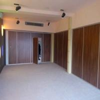 Banquet Hall Acoustic Insulation Sliding Partition Walls No Floor Tracks