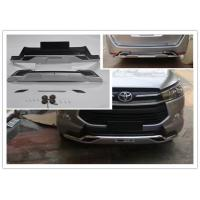 Buy cheap TOYOTA All New Innova 2016 2017 Auto Accessories Bumper Guards and Side Steps product