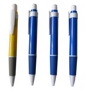 promotion pens plastic,good design plastic ballpen, logo advertising