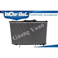 Buy cheap Corrosion Resistance 1996 Toyota Avensis Radiator OEM 16400-64831 / 6A200 product