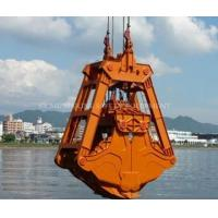 Buy cheap Underwater Four Rope Dredging Grab product