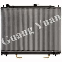 Buy cheap OEM MR968286 2002 Mitsubishi Car Radiator Replacement High Efficiency DPI 246 product