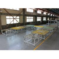 Buy cheap Tempered Glass Transfer and Turning System Full Automatic Connection Line With Conveyor product