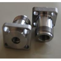 Buy cheap High Accuracy Metal Fabrication Parts CNC Milling / Lathe Parts product