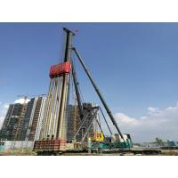 Buy cheap High Stability Screw Pile Machine , Screw Pile Driver 44KW Motor Power product
