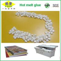 Buy cheap Thermo Glue Plastic EVA Hot Melt Adhesive / Hot Melt Glue Pellets from wholesalers